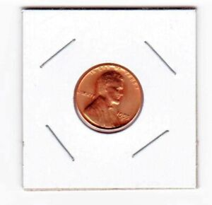 BEAUTIFUL 1955S LINCOLN CENT.  BU  RED