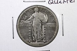 Click now to see the BUY IT NOW Price! 1920 STANDING LIBERTY QUARTER FINE