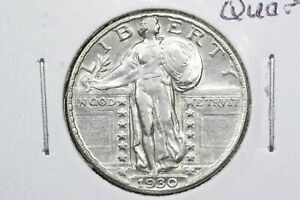 Click now to see the BUY IT NOW Price! 1930 STANDING LIBERTY QUARTER CHOICE AU