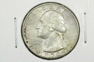 Click now to see the BUY IT NOW Price! 1950 D WASHINGTON QUARTER TONED BU