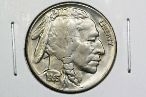 1935 BUFFALO NICKEL BU