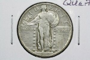 Click now to see the BUY IT NOW Price! 1919 STANDING LIBERTY QUARTER XF
