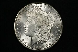 Click now to see the BUY IT NOW Price! 1897 S MORGAN DOLLAR BRILLIANT UNCIRCULATED