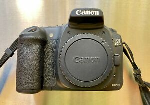CANON EOS 20D 8.2 MP DIGITAL SLR CAMERA  BODY ONLY    EXCELLENT CONDITION