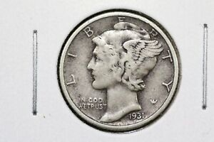 Click now to see the BUY IT NOW Price! 1931 S MERCURY DIME CHOICE VF