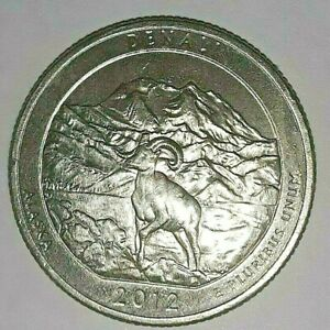 2012 P DENALI NATIONAL PARK    FINE