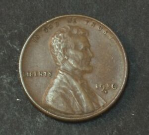 1930 D LINCOLN CENT PENNY