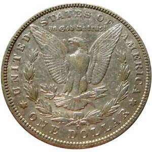 LUCERNAE  UNITED STATES MORGAN LIBERTY / EAGLE  5832  NEW ORLEANS 1901 O