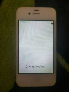 FOR PARTS APPLE IPHONE 4G  UNLOCKED