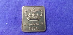 @@@ A SUPERB 1976 ROYAL MINT TOKEN TAKEN FROM MINT SET @@@