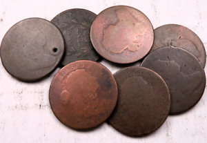 1  DRAPED BUST LARGE CENT // LOW GRADE CULL PROBLEM // 1 COIN