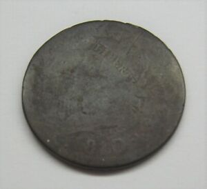 1810/9 LARGE CENT COIN