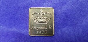 @@@ A SUPERB 1975 ROYAL MINT TOKEN TAKEN FROM MINT SET @@@
