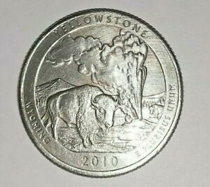 2010 P YELLOWSTONE NATIONAL PARK    FINE
