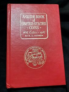 Click now to see the BUY IT NOW Price! 1987 40TH EDITION RED BOOK 95TH ANNIVERSARY ANA CONVENTION MILWAUKEE  COVER