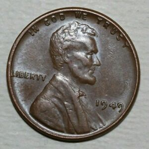 1949  LINCOLN CENT