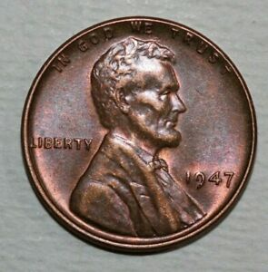 1947  LINCOLN CENT