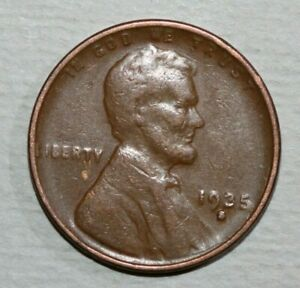 1935 S LINCOLN CENT