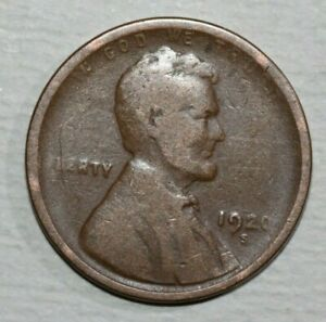 1920 S LINCOLN CENT