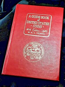 Click now to see the BUY IT NOW Price! 1987 40TH ED. GUIDE BOOK OF U.S. COINS 95TH ANNIV. ANA BANQUET MILWAUKEE