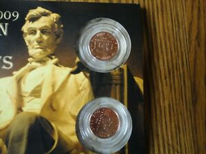 2009 LINCOLN BICENTENNIAL CENT ISSUE 1   BIRTH AND EARLY CHILDHOOD