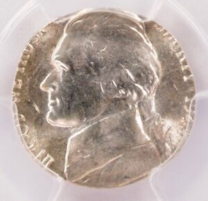 Click now to see the BUY IT NOW Price! PCGS 5C 1945 S WAR NICKEL ON DIME PLANCHET UNC
