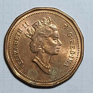 1867 1992 CANADIAN CENT CIRCULATED   PERFECT FOR YOUR COLLECTION