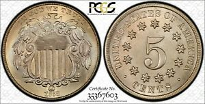 Click now to see the BUY IT NOW Price! 1868 SHIELD NICKEL PCGS MS 67 CAC GERALD FORSYTHE COLLECTION TOP POP 2/0