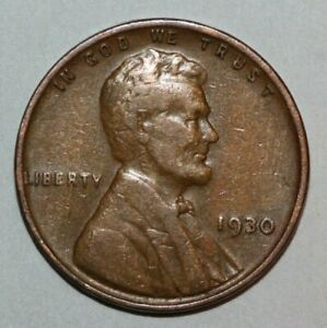 1930    LINCOLN CENT
