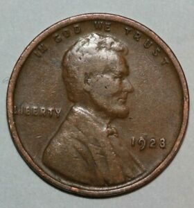 1923    LINCOLN CENT