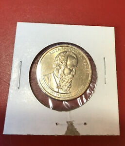 2011 D RUTHERFORD B HAYES   PRESIDENTIAL DOLLAR   1877 1881