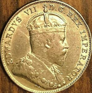 1902H CANADA SILVER 10 CENTS COIN   FANTASTIC EXAMPLE