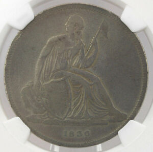 Click now to see the BUY IT NOW Price! 1836 SILVER S$1 J 60 GOBRECHT NGC PF 20  USA ONLY 3832253 003