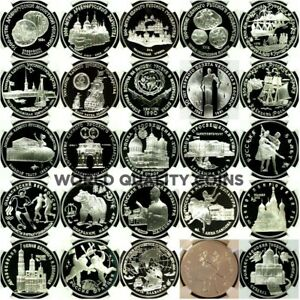 Click now to see the BUY IT NOW Price! RUSSIA USSR 1988 2009 OMPLETE SET 203 SILVER COINS 3 ROUBLES NGC PF68 70