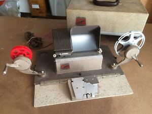 super 8mm projecto viewer editor splicer