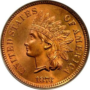 Click now to see the BUY IT NOW Price! 1873 1C CLOSED 3 SNOW 2 DDO DOUBLED LIBERTY INDIAN CENT PCGS MS65RD  PHOTO SEAL