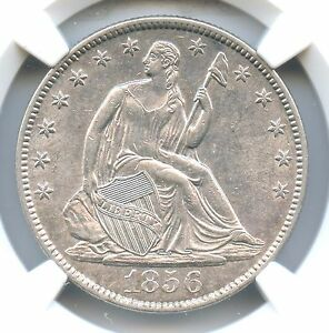 Click now to see the BUY IT NOW Price! 1856 O LIBERTY SEATED HALF DOLLAR NGC AU 58 CAC APPROVED