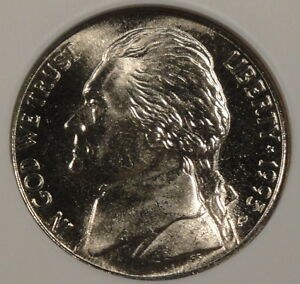 Click now to see the BUY IT NOW Price! 1995 JEFFERSON NICKEL NGC MS 67 6FS