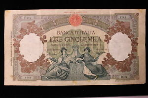 Click now to see the BUY IT NOW Price! 1947  1960  ITALY. 5000 LIRE. BANKNOTE