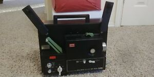 elmo st 800 super 8mm sound projector for