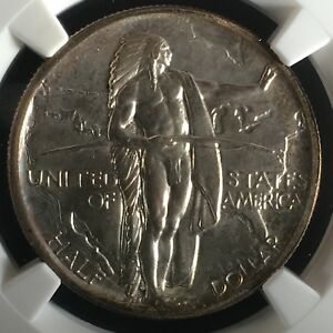 Click now to see the BUY IT NOW Price! 1939 50C OREGON COMMEMORATIVE HALF NGC MS68         3754121 006C
