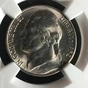 Click now to see the BUY IT NOW Price! 1952 S 5C FS JEFFERSON NICKEL NGC MS67 5FS      4230273 006C