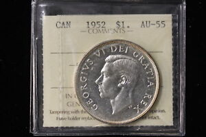 Click now to see the BUY IT NOW Price! 1952 CANADA. 1$ DOLLAR.