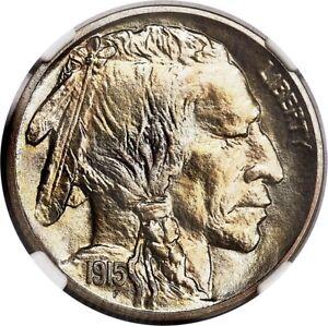 Click now to see the BUY IT NOW Price! 1915 BUFFALO NICKEL 5C PROOF NGC PF68 PR68 MAGNIFICENT POP  4/1  PG   $28 500