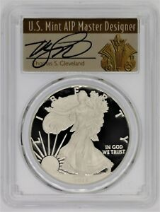 Click now to see the BUY IT NOW Price! 2012 W $1 PROOF SILVER EAGLE PR70 PCGS THOMAS CLEVELAND ART DECO