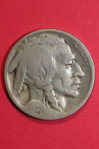 1925 S BUFFALO INDIAN NICKEL EXACT COIN PICTURED FLAT RATE SHIPPING OCE0 465