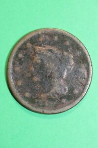 CULL DATELESS LARGE CENT EXACT COIN PICTURED FLAT RATE SHIPPING OCE57