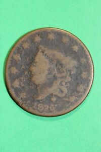 CULL DATELESS LARGE CENT EXACT COIN PICTURED FLAT RATE SHIPPING OCE49