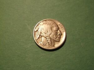 1936 BUFFALO NICKEL CIRCULATED   10