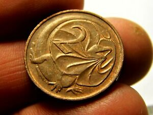 AUSTRALIA 2 CENT 1966 YEAR COLLECTIBLE COIN FOR COLLECTION 378